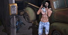 PROTOCOL# 39 #@http://pixelphots.blogspot.com.br (gutolarix) Tags: mancaveevent events ~sl second 3d mesh guys men male modamasculina pixelphots burley navajo mirror tmd