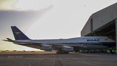 G-BYGC           B747-436   BOAC Retro Livery    British Airways (Gormanston spotter) Tags: b747 ba boac avgeek eidw dub 2019 boeing b747436 boacretrolivery britishairways gormanstonspotter gbygc