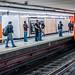 2018 - Mexico -  Mexico City - Metro Line 1 - Insurgentes Station