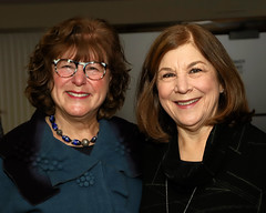 Carol Ogusky and Ellen Yashinsky Chute