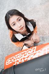 NIS00713 (Natsumi 七海) Tags: mm yamaha r3 塗鴉牆 板橋 taiwan taipel cute boyfriend