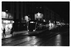 Tram (ludob2011) Tags: brest tram siam film pentax smc 50mm kodak tmax ishootfilm bw nb