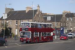 Edinburgh Vintage Bus Running Day 7 SCO_103 (Stuart's Transport) Tags: edinburgh bus uk scotland vintage runningday lothian 2019 100years centenary abbeyhill preserved leyland olympian 322 e322msg 5 alexander rtype
