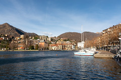 Omegna (Guido Barberis) Tags: lago orta piemonte no acqua barche vento inverno omegna