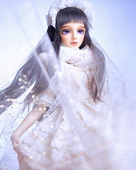 Shine (Muri Muri (Aridea)) Tags: volks cristal bjd sd16 super dollfie ball jointed doll