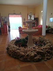 Zonas comunes, fuente (hotelbenarraba) Tags: hotel restaurante costadelsol costadegolf hoteles hostal paraiso serraniaderonda ronda marbella malaga andalucia españa portugal france england