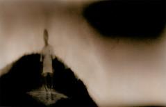 Black And Blue (micalngelo) Tags: analog filmphoto alternativephotography alternativeprocess lithprint lithprocess moerschlith lomography lomojunkie toycamera toycameraphotography pinhole vermeerpinholecamera anamorphicpinhole mediumformatpinhole blackandblue