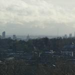 The Shard and Crystal Palace Tower From Alexandra Palace thumbnail