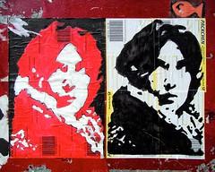 - (txmx 2) Tags: hamburg streetart sticker sued archive reloaded