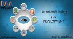 php training institute in gurgaon (daainfotech) Tags: php android ios application