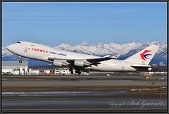 B-2425 China Cargo Airlines (Bob Garrard) Tags: b2425 china cargo airlines boeing 747 anc panc