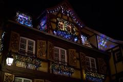 Cosy Colmar (craigcallagher) Tags: colmar christmas lights street medieval fairytale market