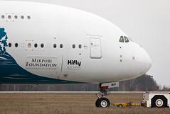Airbus A380-841 (rengawfalo) Tags: a380 9hmip airbus a380841 hiflymalta hifly savethecoralreefs drs dresden eddc efw flugzeug flughafen flieger airbus380 plane spotter spotting airport aviation airplane aircraft jet