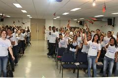Ações de Lançamento da Nova Marca Senac (Fecomercio-Sesc-Senac Sergipe) Tags: ações de lançamento da nova marca senac