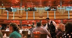 Southern Lights Restaurant (miosoleegrant2) Tags: diningroom eating food dinning cruise ship people restaurant cafeteria