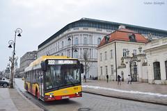 Solaris Urbino 12 Electric - 1913 - 222 - 21.12.2018 (VictorSZi) Tags: poland transport publictransport nikon nikond5300 december decembrie winter iarna varsovia warsaw