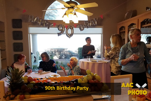 """90th Bday Party • <a style=""""font-size:0.8em;"""" href=""""http://www.flickr.com/photos/159796538@N03/32658289187/"""" target=""""_blank"""">View on Flickr</a>"""