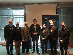 Spotkanie Dialogu: European Syriac Centre; 10.01.3019