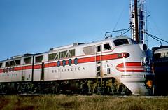 CB&Q FT 114D (Chuck Zeiler 48Q) Tags: cbq ft 114d burlington railroad emd locomotive northkansascity train alchione chz
