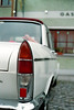 Retro Pastel Colours (christianbrauner15) Tags: film yashica car retro vintage electro35 35mm fujicolor c200 oldtimer fiat