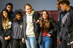 20190208__BethConyers_Hoodies Up, Roosevelt HS_6 (ppscomms) Tags: hoodies up roosevelthighschool blackhistorymonth