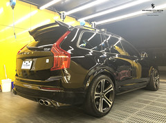 Premier Edition CS5 - Volvo XC90 (PREMIER EDITION LONDON) Tags: premieredition volvo volvoxc90 xc90 4x4 suv luxury tuning wheels jantes felgen felgi london luxurycars fftech cs5 taiwan pirelli