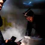 People on the streets of Seoul South Korea on a very cold winter day in Feb19-28.jpg thumbnail