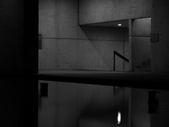 Brutalist reflections (Trojan Photographics) Tags: reflection architecture brutalist brutalism brisbane queensland artgallery