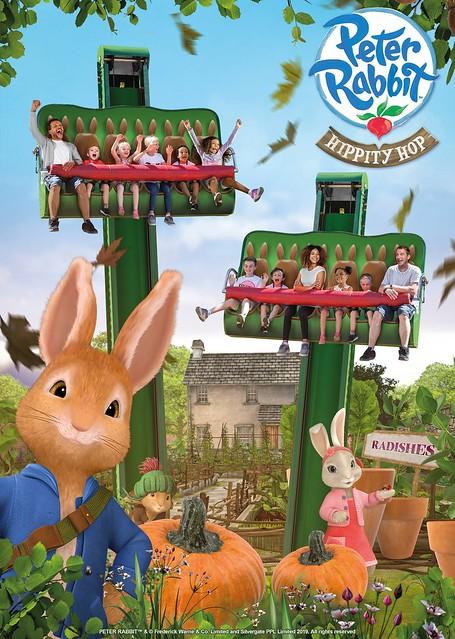 Peter Rabbit Hippity Hop Promo