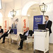 "BKS Bank, Webster Vienna Private University and the American Chamber of Commerce invited their stakeholders, members and customers to a thought-provoking discussion on ""Risk for Europe – Chance for Europe: Brexit, Euro and Populism"""