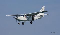 Gippsland GA-8-TC-320 Airvan n° GA8-TC 320-10-153 ~ F-GTNM (Aero.passion DBC-1) Tags: spotting quiberon 2013 lfeq gippsland ga8 airvan ~ fgtnm dbc1 david biscove aeropassion avion aircraft aviation plane