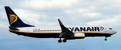 Boeing 737-8AS EI-ENP (707-348C) Tags: dublinairport dublin eidw passenger airliner jetliner boeing737 boeing ryanair b738 ireland ryr 2011 dub eienp delivery