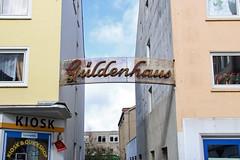 Güldenhaus (Schwanzus_Longus) Tags: bremen hohentor german germany old classic vintage company sign schnaps distillery güldenhaus abandoned urban exploration urbex