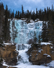 SSS_1671-HDR.jpg (S.S82) Tags: tanglecreekfalls landscape winter nature snow travelphoto myjasper waterfall river alberta venturebeyond canada canadianrockies icefieldspkwy frozen ss82 cascade cold falls force landscapephotography rapids icefieldsparkway keepexploring landscapecaptures travelworld improvementdistrictno12 ca earthpix unlimitedcanada