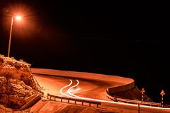 Illuminated-light-trails-hovering.jpg (yobelprize) Tags: night blur suspended color carlights wadishab curvedroad abstract retro trailing streetlight background orange glow modern longexposure illuminated nightphotography road yobelmuchang oman hovering lights ramp black illustration yobel shape lighttrails tiwi ashsharqiyahnorthgovernorate om