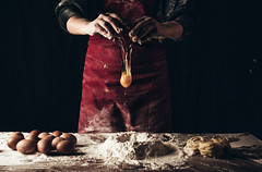 Baking Time (stelios_ioannides) Tags: eggs flour baking bake cook cooking nikond3200 nikon masterchef chef