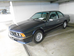 BMW 635 CSi (nakhon100) Tags: bmw 635 csi 6er 6series e24 cars