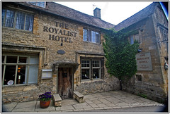 England - Stow on the Wold - The Royalist Hotel - The Oldest Inn in England 947AD (Bill E2011) Tags: circa 947ad canon ancient inn stow wold