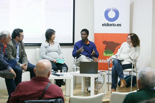Mesa redonda 'La España de los migrantes' en Sevilla (6)