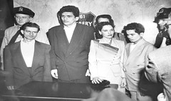 Four hoped shootings would spark independence: 1954 (Washington Area Spark) Tags: puerto rican nationalist party irvin flores rodriguez rafael cancel miranda lolita lebron andres figueroa cordero us house representatives united states congress wounding shooting gallery firing congressmen washington dc district columbia 1954