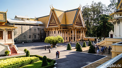 @Royale Palace, Phnom Penh (Lцdо\/іс) Tags: royal palace palais phnompenh cambodge cambodia kambodscha khmer king kingdom architecture architektur asia asian asie capital citytrip city lцdоіс