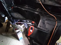 IMG_20190308_210855 (grobertson4) Tags: roverp6 classiccar enginebay restoration