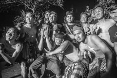 Nagi youth (kuuan) Tags: omzuikoautowf2824mm om olympus 24mm f28 mf manualfocus ilce7 bali indonesia sonya7 ubud tradition bw nagi nagivillage boys men fun people youth