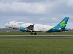 Aer Lingus                                       Airbus A320                                    EI-DVN (Flame1958) Tags: aerlingus aerlingusa320 aerlingusnewlivery aerlingusrebranding airbus airbusa320 a320 320 eidvn dub eidw dublinairport 0798