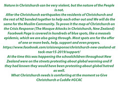 GCAC (Steve Taylor (Photography)) Tags: christchurch attack gcac shooting muslim mosque tag newzealand nz southisland canterbury deansavenue linwood chch