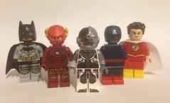 DC Superheroes (David$19) Tags: david19 davids19 theatom cyborg wallywest batman shazam legoshazam legoatom legocyborg legowallywest legobatman legodcsuperheroes legodc dcuniverse dccomics dc lego