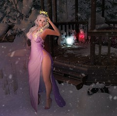 Life is so beautiful and so short  that anything that makes me feel  less than too much is nothing at all. (Yuna.Styles) Tags: wasabi vanillabae safira cosmopolitaneventsl secondlife secondlifeevents secondlifefashion secondlifeposes fashion bloggingsl beautiful winterwonderland