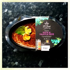 Only The Best will do (Julie (thanks for 8 million views)) Tags: hipstamaticapp pate kitchen 2019onephotoeachday iphonese morrisons squareformat 100xthe2019edition 100x2019 image3100