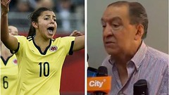 'Es un caldo de lesbianismo': Indigna ataque de directivo a futbol femenil (VIDEO) (HUNI GAMING) Tags: 'es un caldo de lesbianismo' indigna ataque directivo futbol femenil video