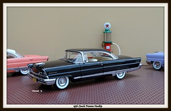 1956 Lincoln Premiere Hardtop (JCarnutz) Tags: 124scale diecast danburymint 1956 lincoln premiere